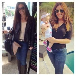 Same jeans, new hips.